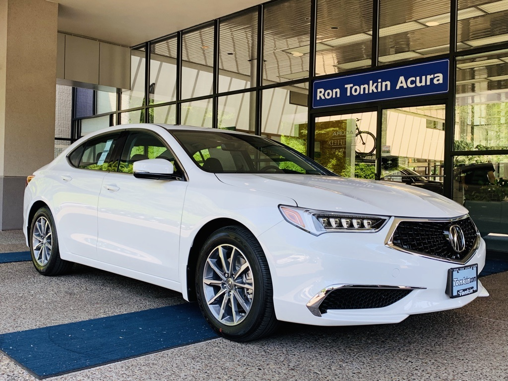 New 2020 Acura Tlx With Technology Package 4d Sedan In Portland