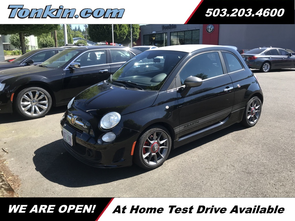 Pre-Owned 2013 FIAT 500c Abarth