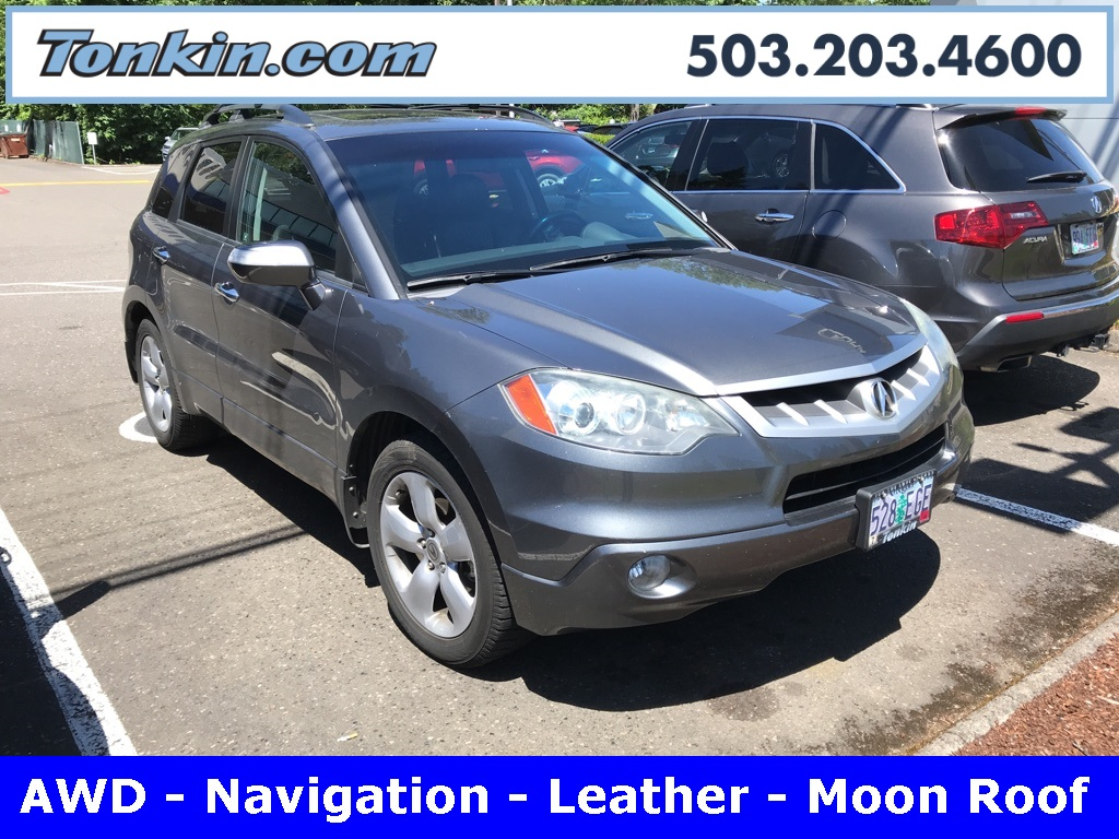 Pre-Owned 2009 Acura RDX AWD