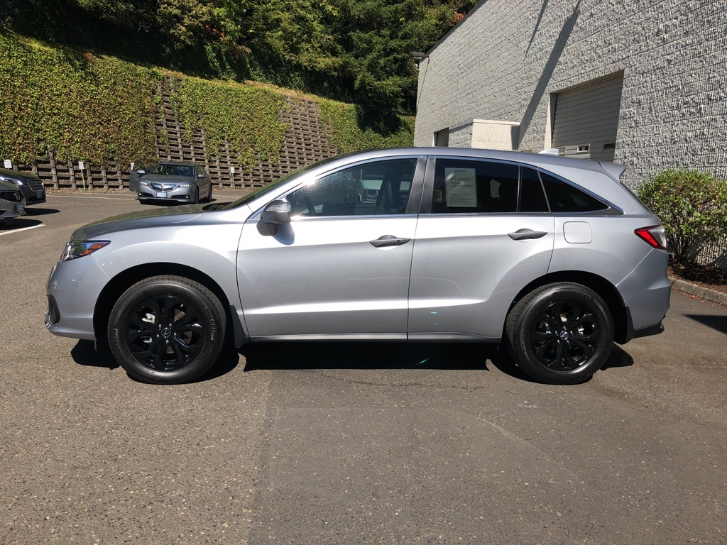 Certified PreOwned Acura RDX AWD With Advance Package D Sport - 2018 acura rdx rims