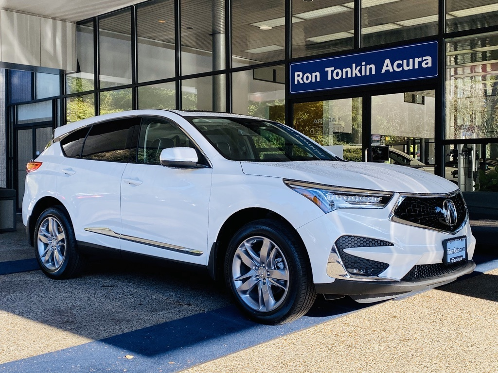 New 2021 Acura RDX SH-AWD with Advance Package 4D Sport ...