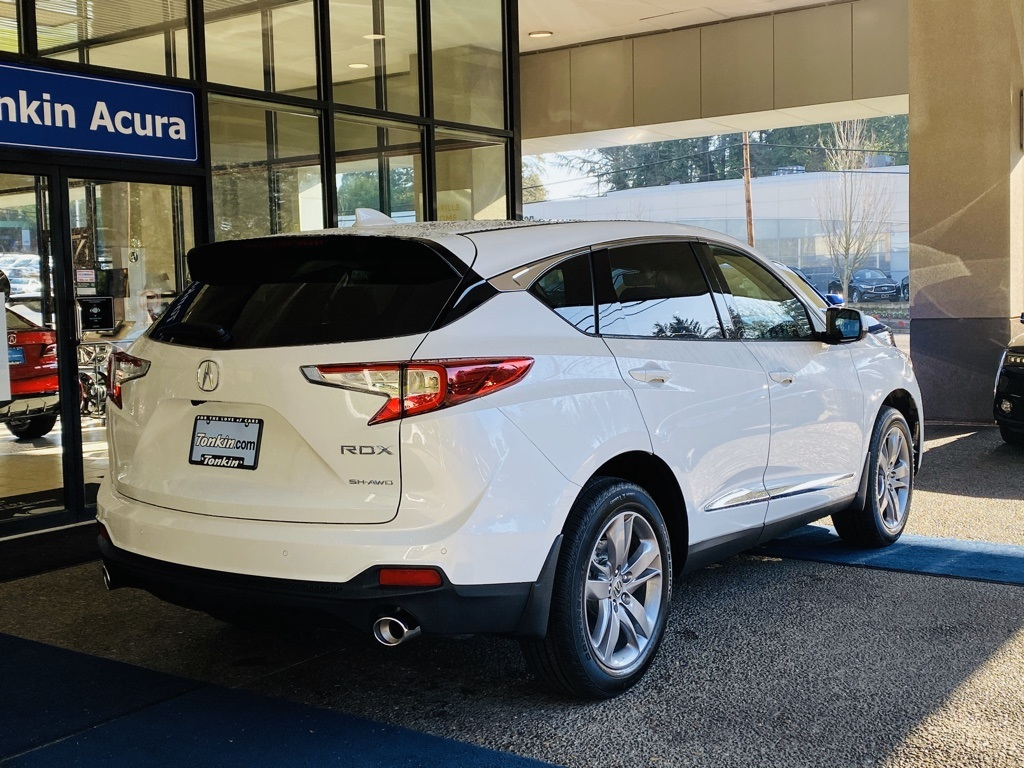 new 2021 acura rdx shawd with advance package 4d sport