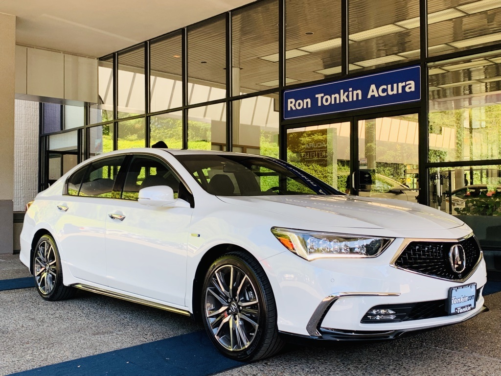 New 2020 Acura RLX Sport Hybrid SH-AWD with Advance Package