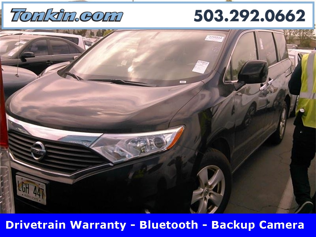 Pre Owned 2016 Nissan Quest 3 5 Sv