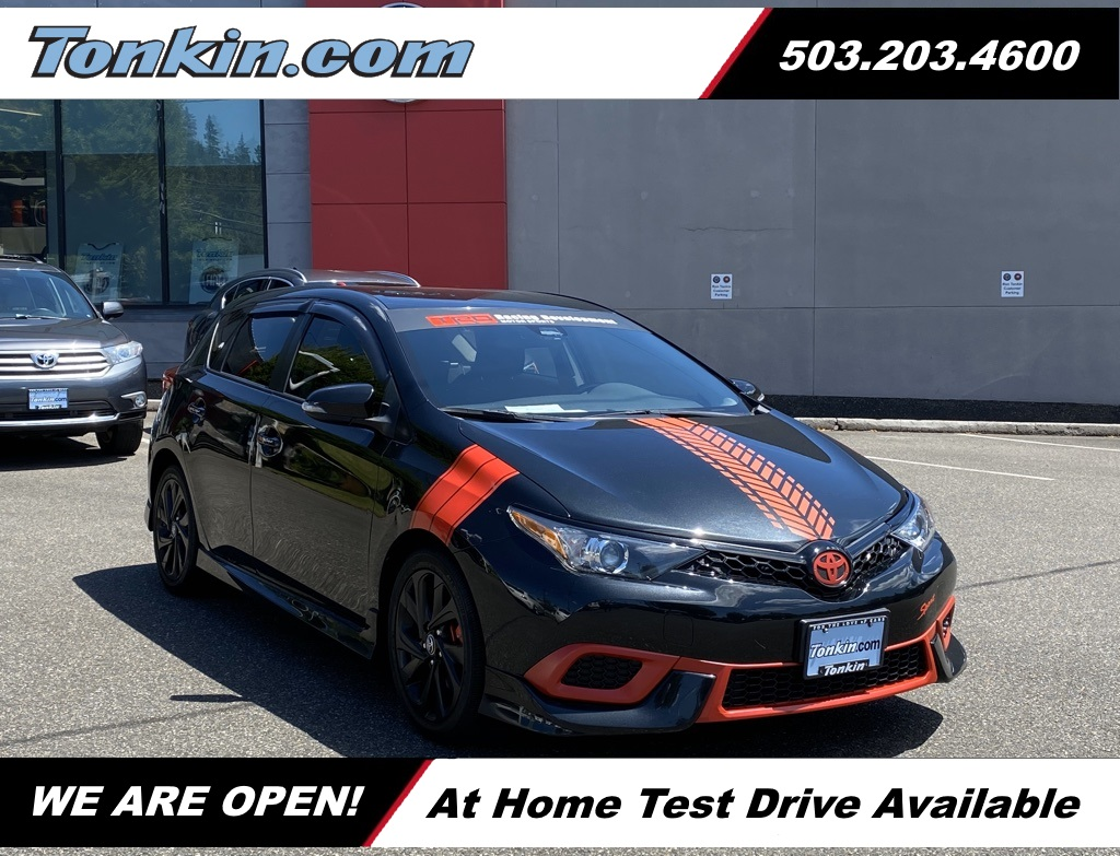 Pre-Owned 2018 Toyota Corolla iM Base