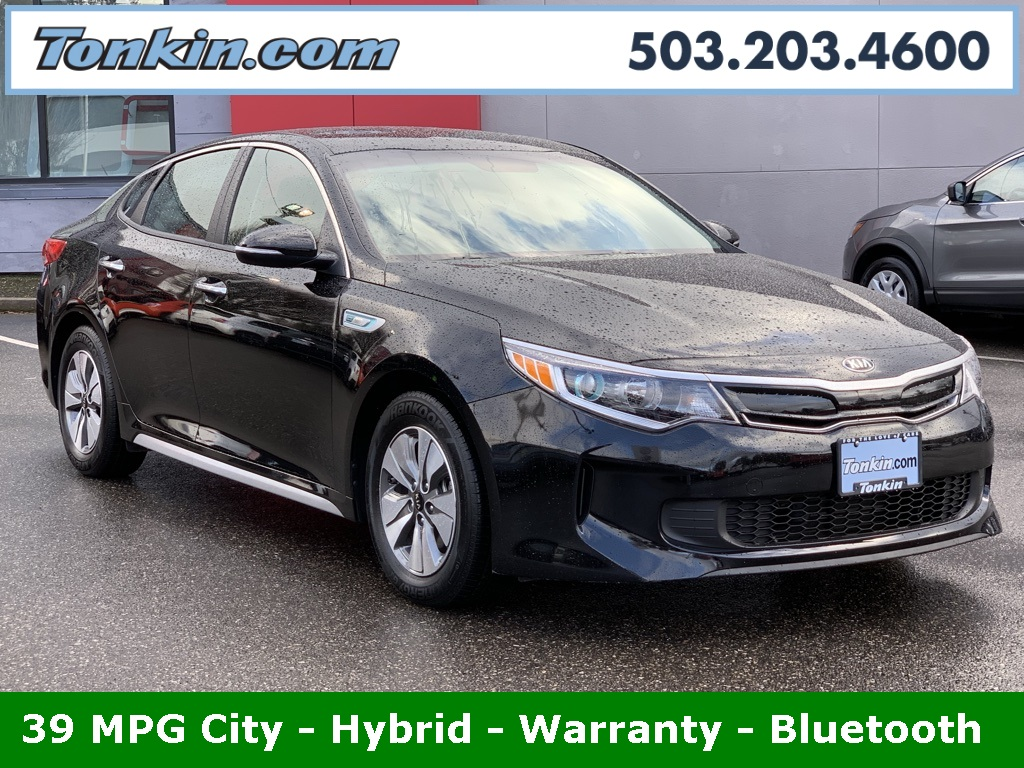 Pre Owned 2017 Kia Optima Hybrid Premium