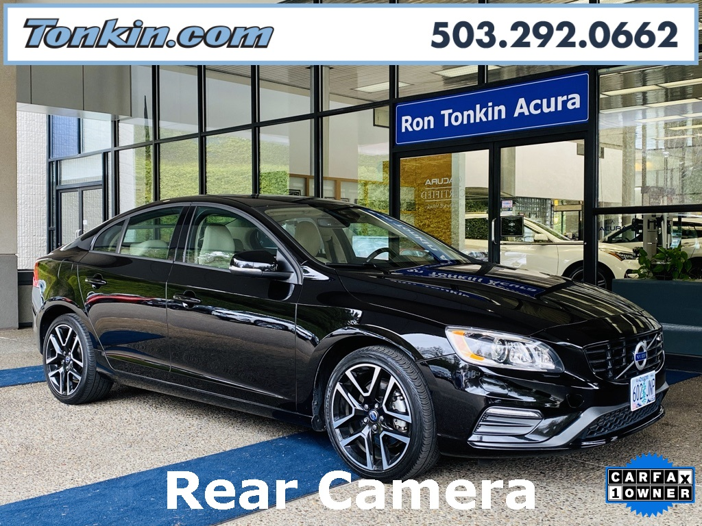 Pre-Owned 2017 Volvo S60 T5 Dynamic