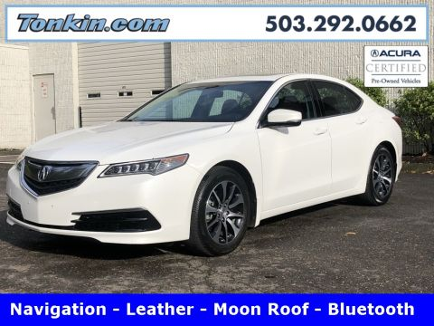 Pre-Owned 2015 Acura TLX 2.4L Tech Package
