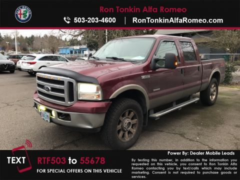 Pre-Owned 2007 Ford F-250SD Lariat