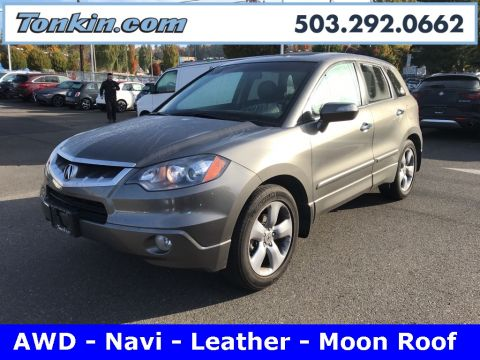 Pre-Owned 2008 Acura RDX Technology Package