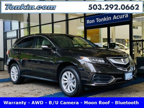 Pre-Owned 2017 Acura RDX AWD