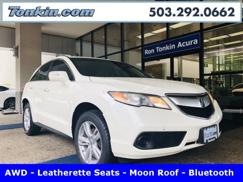 Pre-Owned 2013 Acura RDX AWD