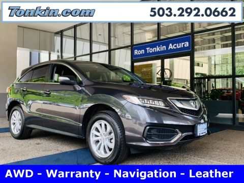 Pre-Owned 2016 Acura RDX AWD