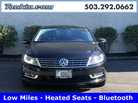 Pre-Owned 2013 Volkswagen CC 2.0T Sport